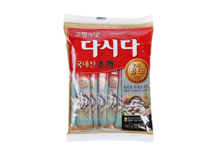 백설)다시다명품골드조개96g