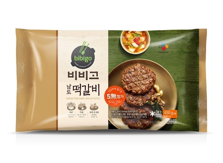 백설)비비고남도떡갈비375g 75g