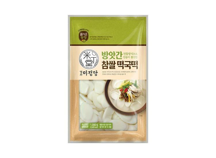 백설)참쌀떡국떡1kg