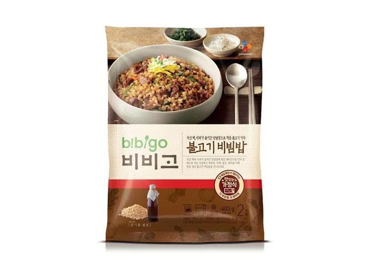 백설)비비고불고기비빔밥403g