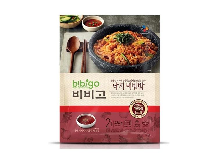 백설)비비고낙지비빔밥436g