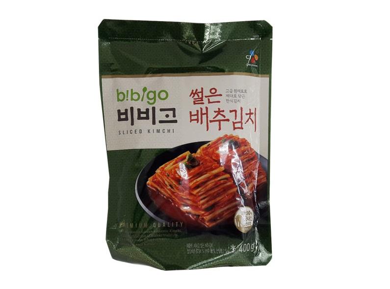 백설)비비고썰은배추김치400g