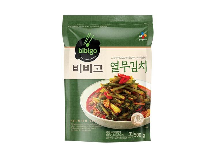 백설)비비고열무김치500g