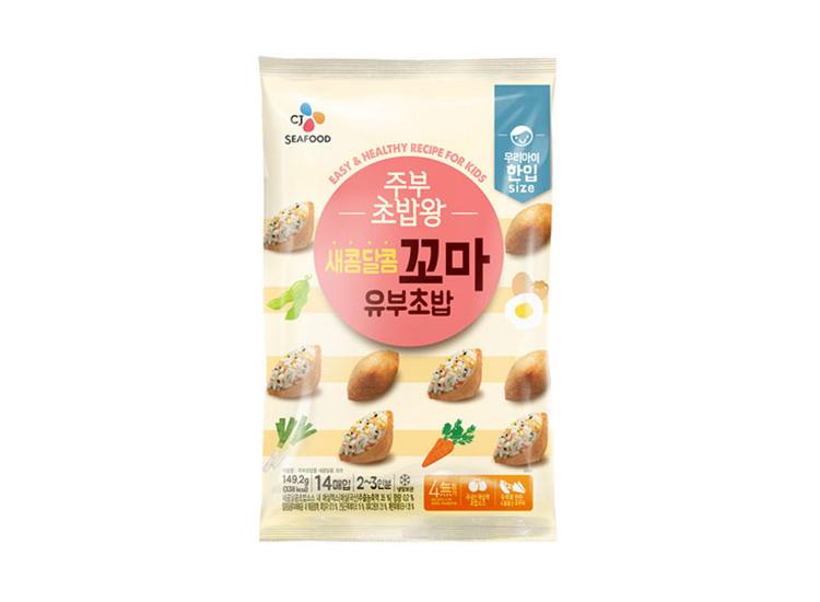 백설)주부초밥왕새콤달콤꼬마유부149.2g