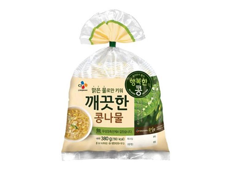 백설)깨끗한콩콩나물380g
