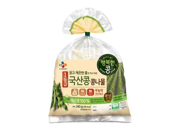 백설)행복한콩국산콩나물380g
