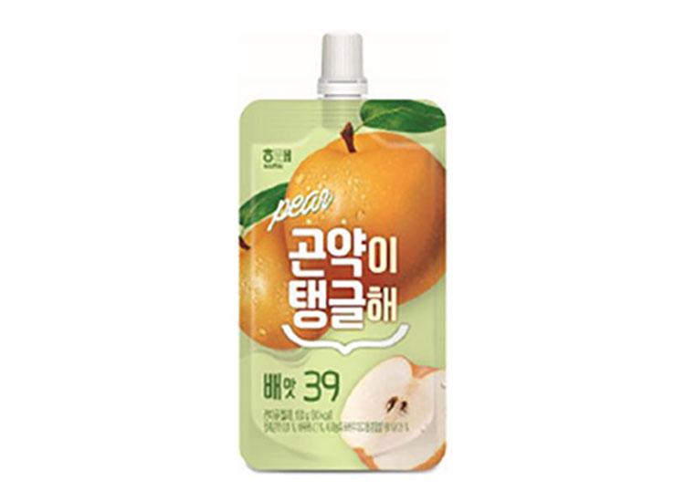 해태)곤약이탱글해배맛130g