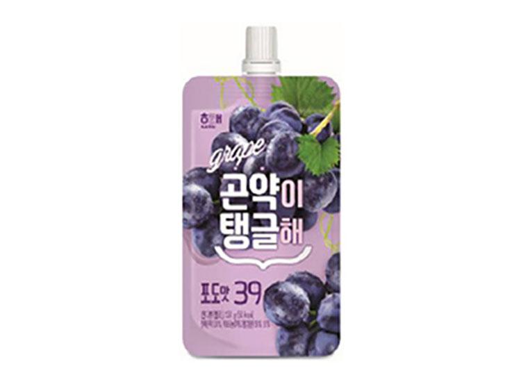 해태)곤약이탱글해포도맛130g