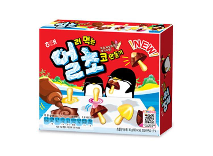 해태)얼려먹는초코만36g