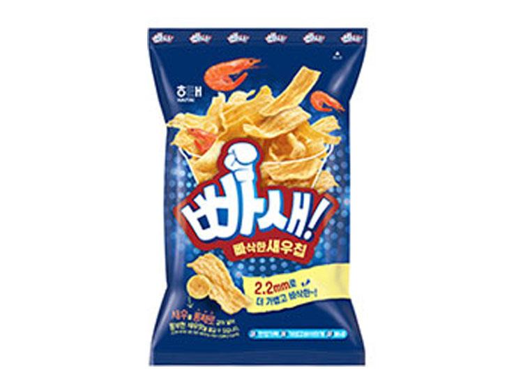 해태)빠삭한새우칩60g