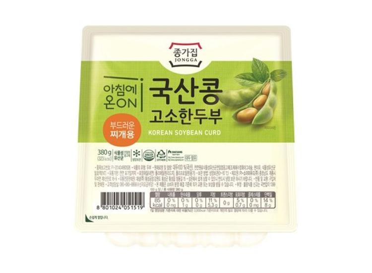 종가집)국산찌개두부300g