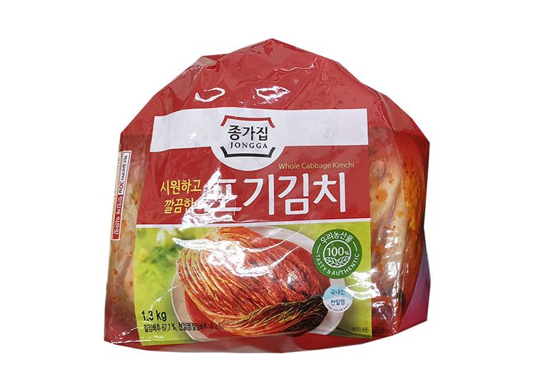 종가집)포기김치1.3kg