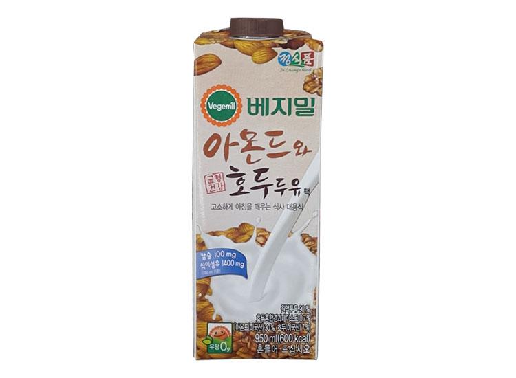 베지밀)아몬드호두두유950ml