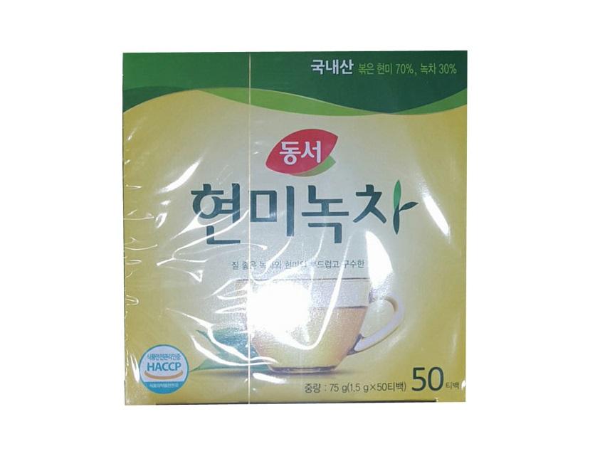 동서)현미녹차75g(50T)