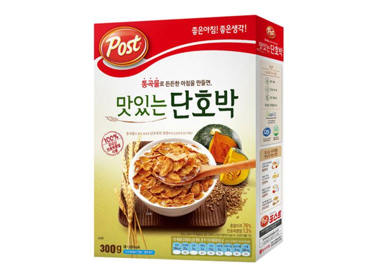 포스트)맛있는단호박후레이크300g
