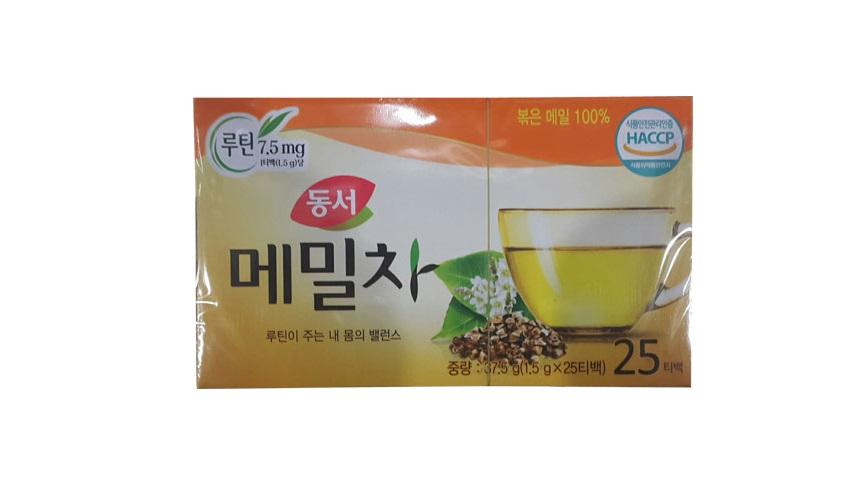 동서)메밀차25T(37.5g)