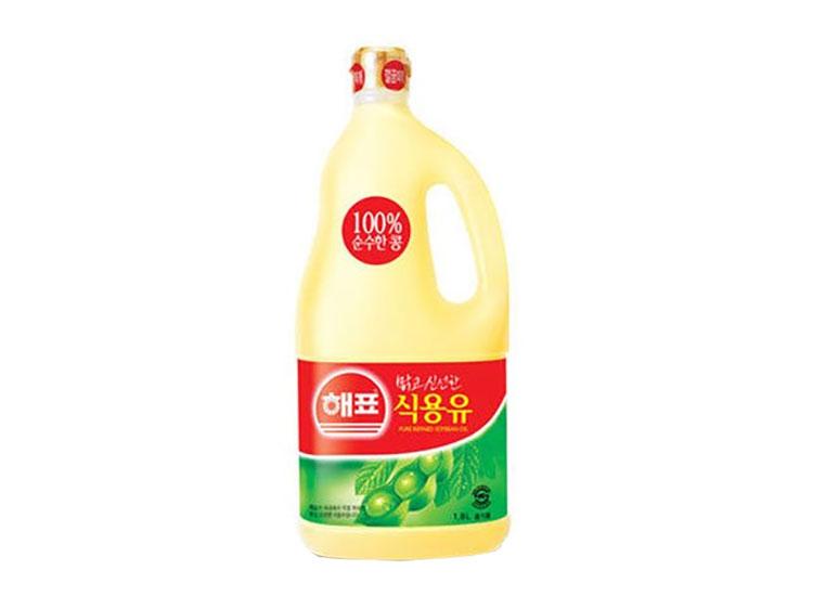 사조해표)옥수수유1.8L