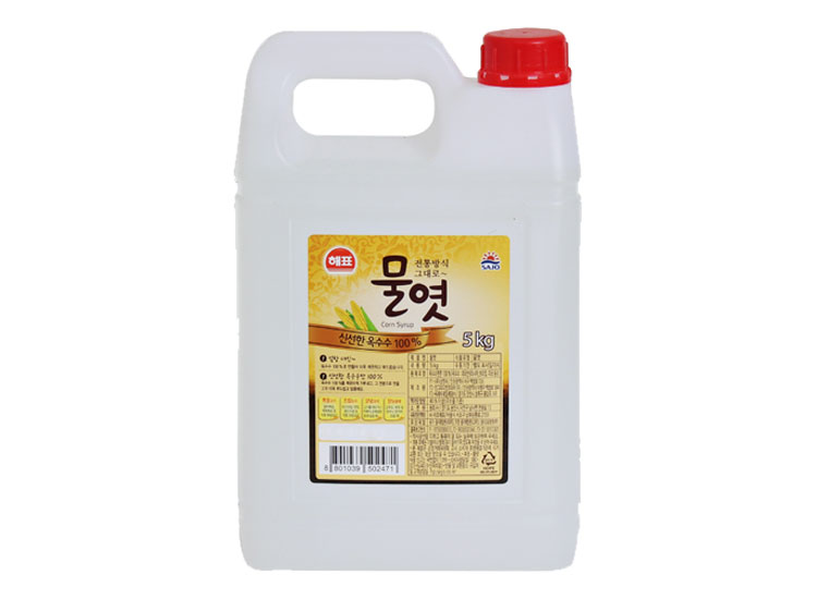 사조해표)물엿5kg
