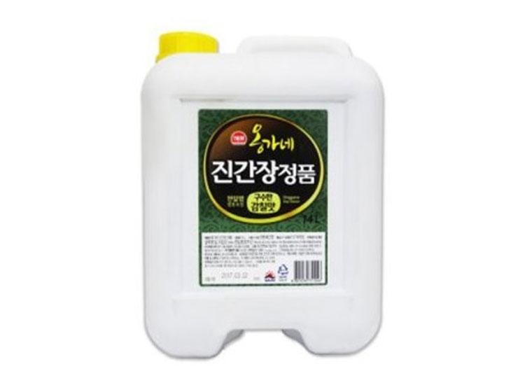 사조해표)옹가네진간장(정품)14L