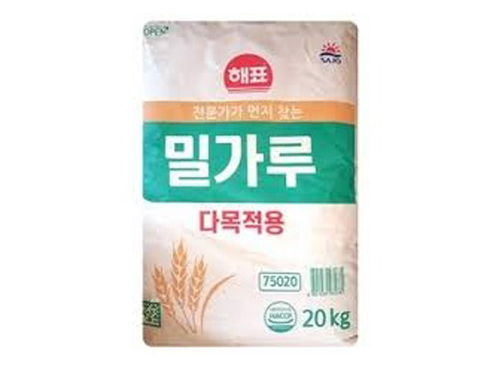 사조해표)중력밀가루(다목적용)20kg