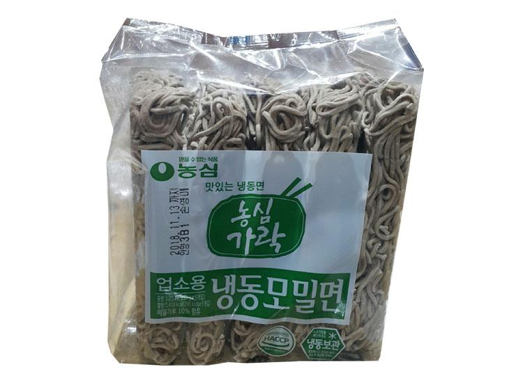 농심)가락냉동모밀면250g*5