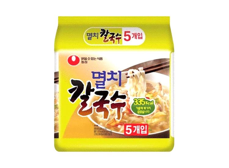 농심)멸치칼국수멀티