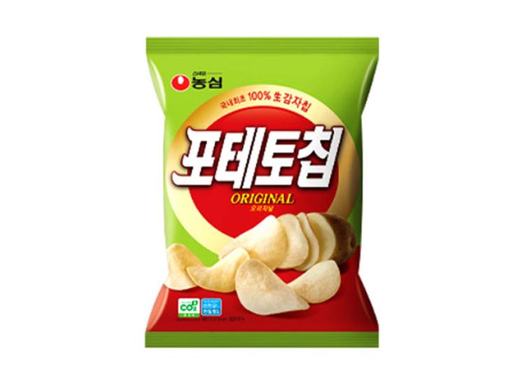 농심)포테토칩오리지널60g