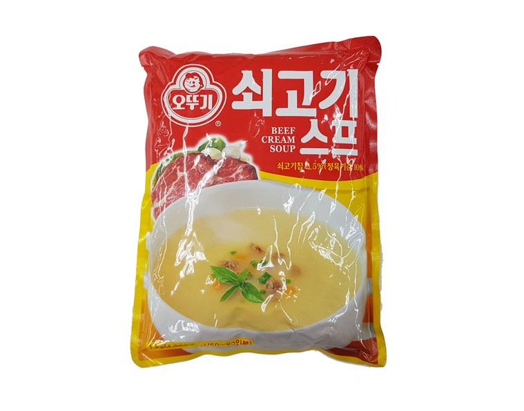 오뚜기)쇠고기스프1kg