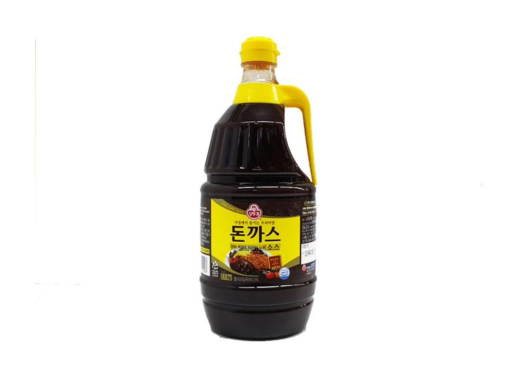 오뚜기)돈까스소스2.1kg