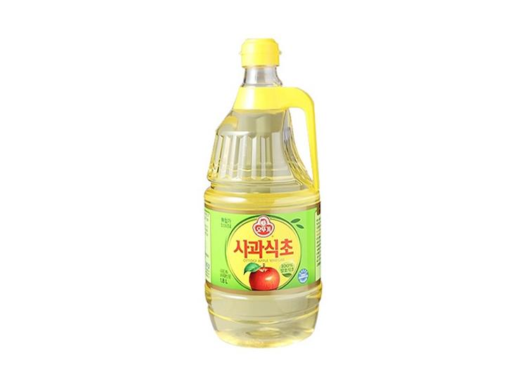 오뚜기)사과식초1.8L