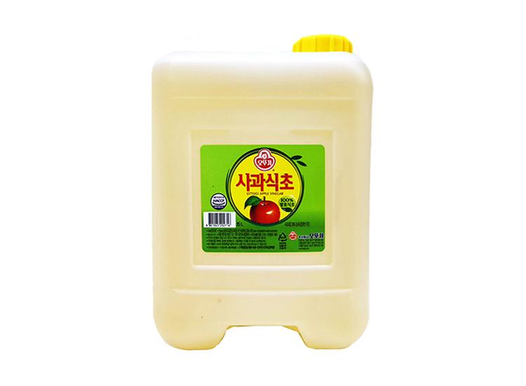 오)사과식초15L