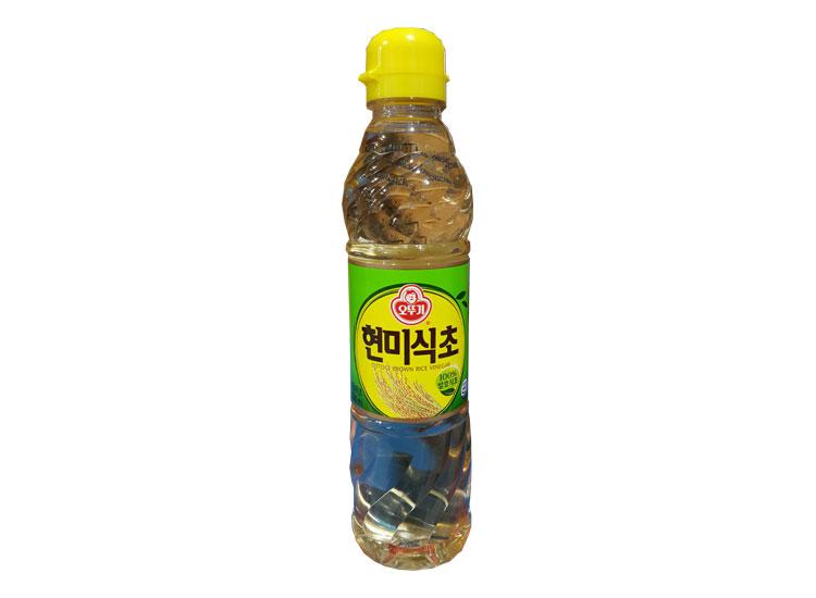 오뚜기)현미식초500ml