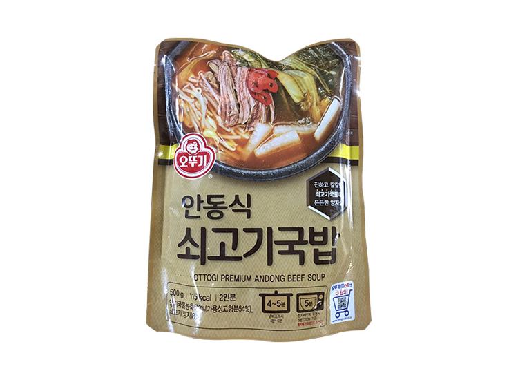 오뚜기)안동식쇠고기국밥500g