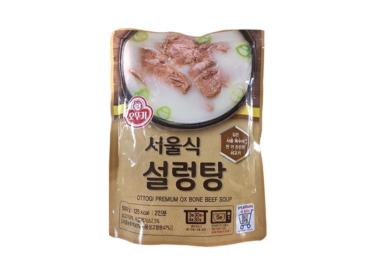 오뚜기)서울식설렁탕500g