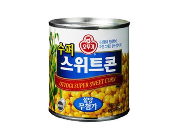 오뚜기)수퍼스위트콘(무가당)198g