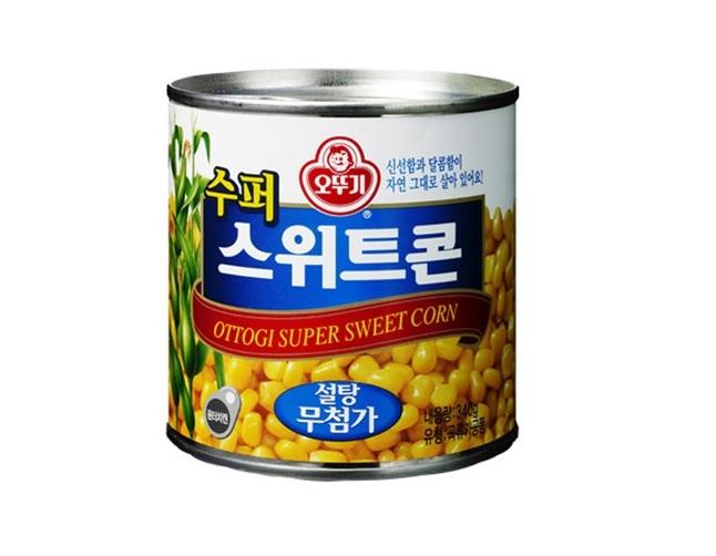 오뚜기)수퍼스위트콘(무가당)340g