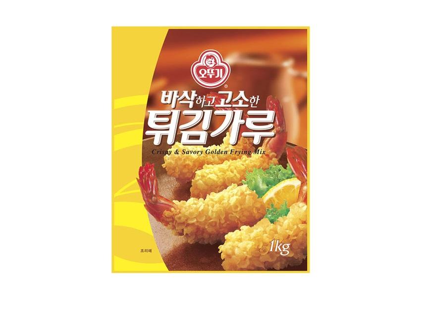 오뚜기)바삭튀김가루1kg