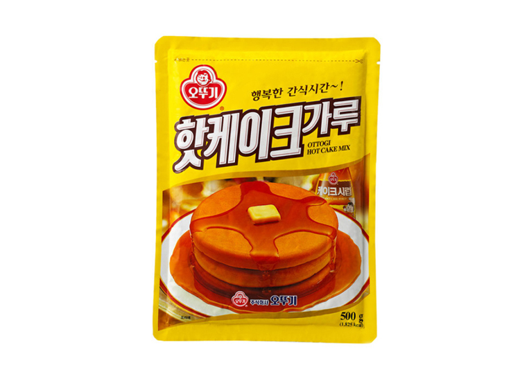 오뚜기)핫케이크가루500g