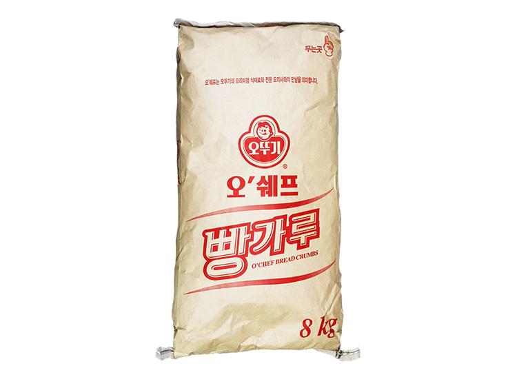 오뚜기)오쉐프빵가루8kg
