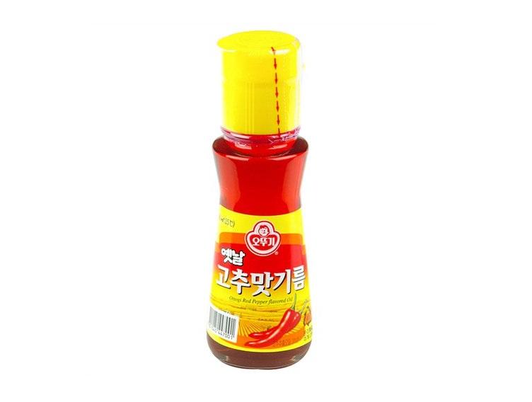 오뚜기)옛날고추맛기름80ml