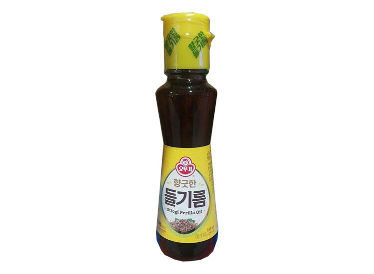 오뚜기)향긋한들기름160ml