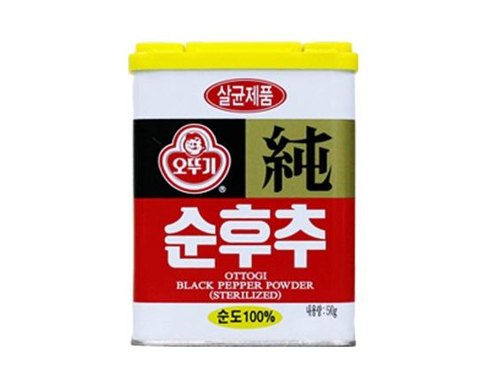 오뚜기)순후추50g캔