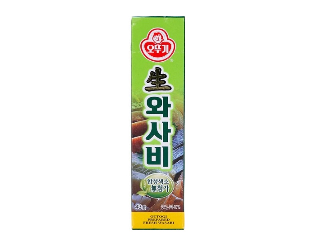 오뚜기)생와사비43g