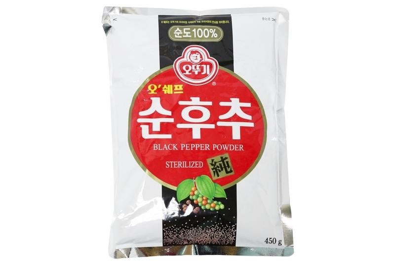 오뚜기)오쉐프순후추450g파우치