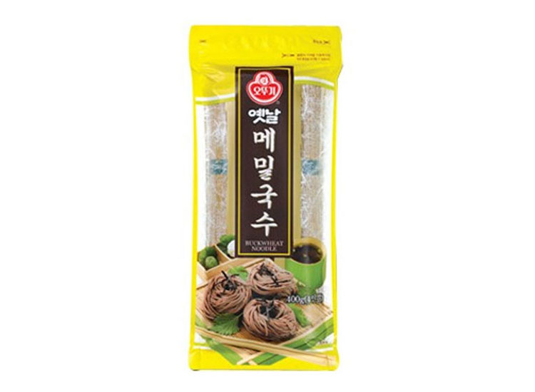 오뚜기)옛날메밀국수400g