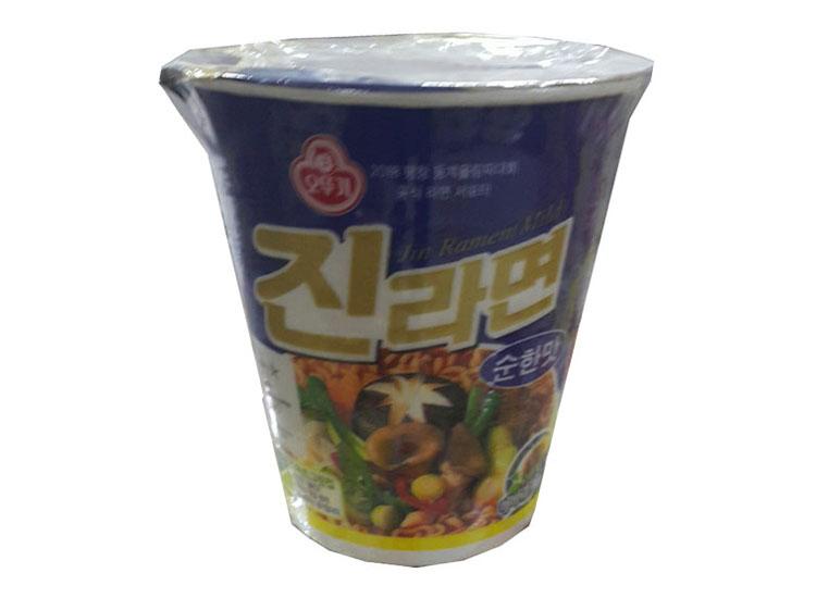 오뚜기)진라면컵순한맛65g