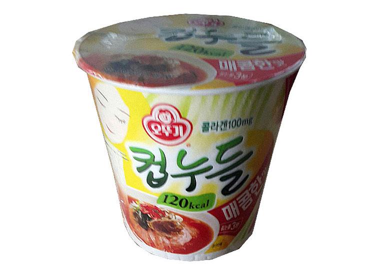 오뚜기)컵누들매콤한맛37.8g