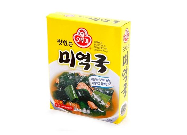 오뚜기)즉석미역국18g