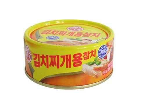 오뚜기)김치찌개참치150g