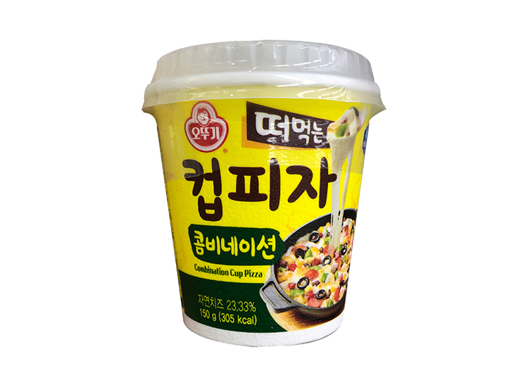 오뚜기)컵피자콤비네이션150g
